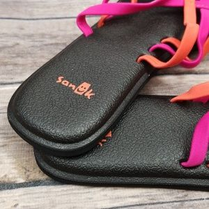 Sanuk Shoes - Sanuk yoga salty